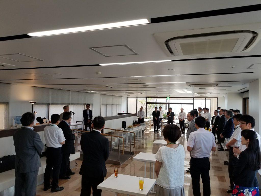 第1回徳島県地域包括ケアシステム学会懇親会