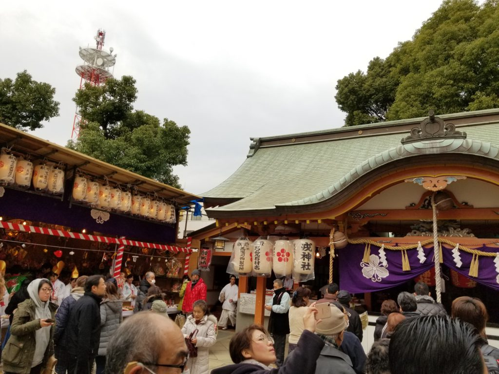 2019 堺えびす祭り