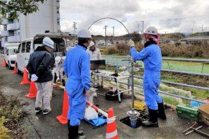 SCOPE工法における内視鏡カメラ調査