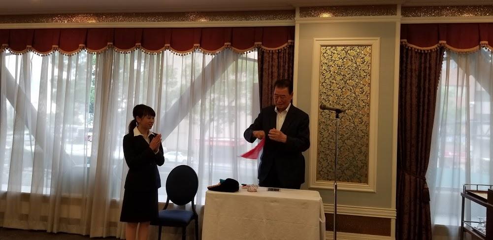 全国水道菅内カメラ調査協会 第9回総会 杉戸会長