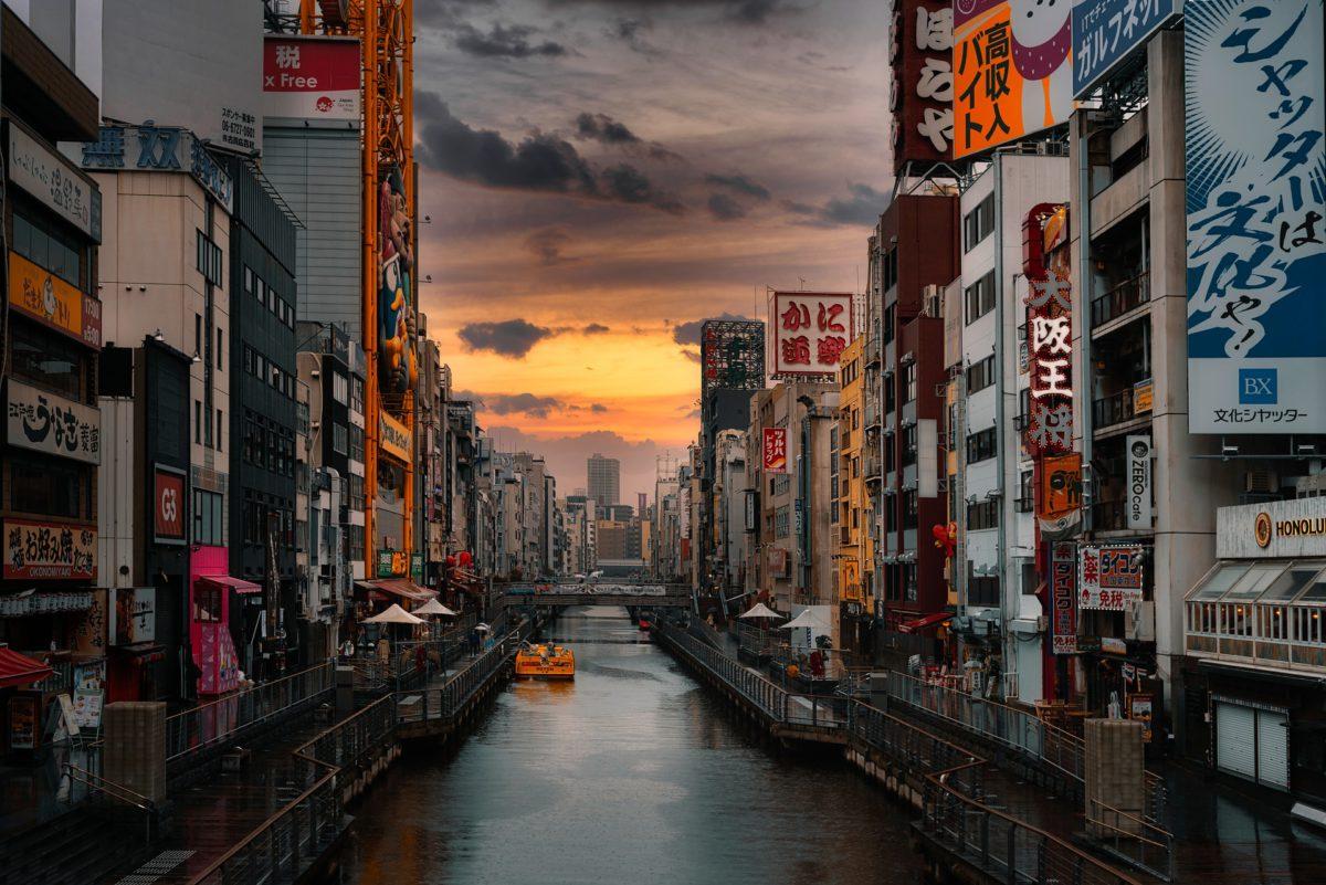 大阪市のビルの漏水調査を実施しました。